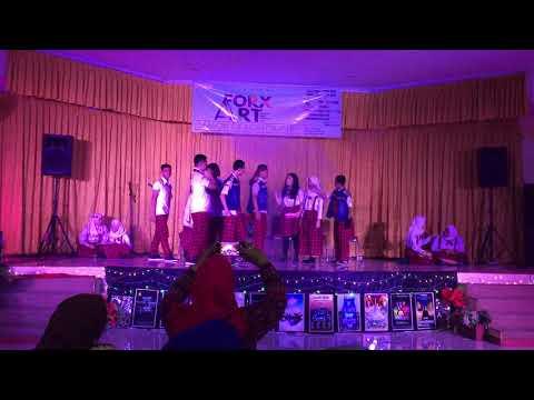 "FORXART 2018 Drama Musical ""Mengejar Impian"" by 9.10 SMP Negeri 8 Makassar"