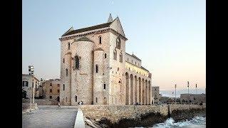 ... trani cathedral is a roman catholic dedicated to saint nicholas the pilgrim in trani, apulia,...