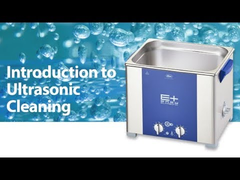 Introduction to Ultrasonic Cleaners