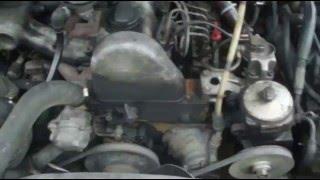 как поставить турбину на мерседес w123-126. how to put a turbine on Mercedes w123-126.(как я установил турбину на двигатель мерседес турбину., 2016-03-05T19:28:20.000Z)
