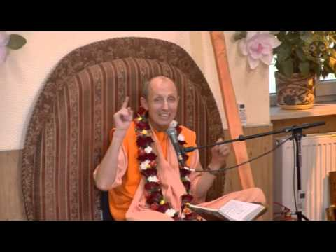 Шримад Бхагаватам 4.11.7 - Бхакти Ананта Кришна Госвами