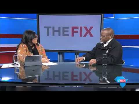 The Fix : Gwede Mantashe On The New Mining Charter Part 1
