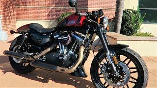 The Caffeine Racer Project │ 2017 Harley-Davidson Roadster - Custom Café Racer Build