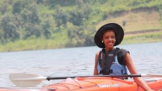MISS RWANDA 2016 IN DOMESTIC TOURISM VISIT