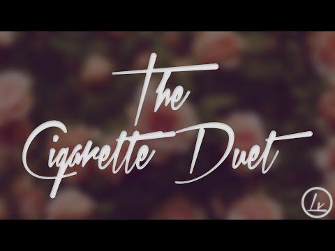 Princess Chelsea - The Cigarette Duet   Lyrics   Lileva