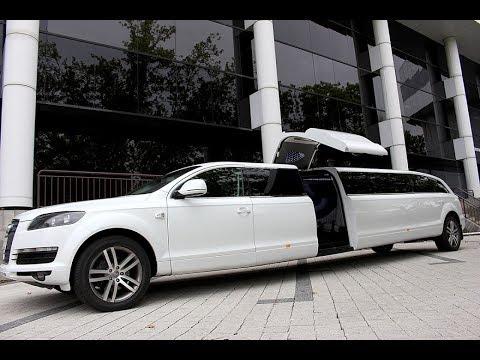Audi Limo Perth Wedding Cars   0412956936