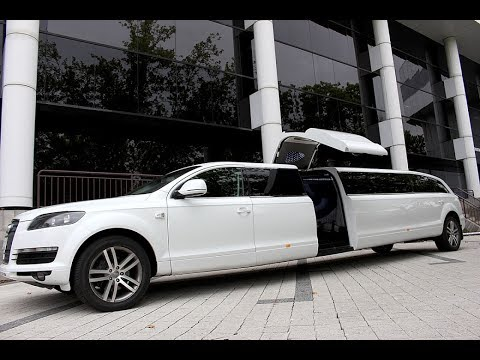 Audi Limo Perth Wedding Cars 0412956936