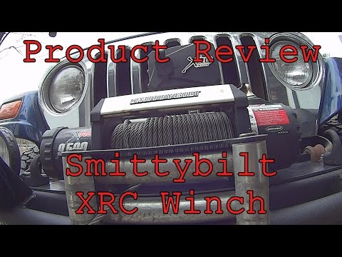 Product Review: Smittybilt XRC Winch