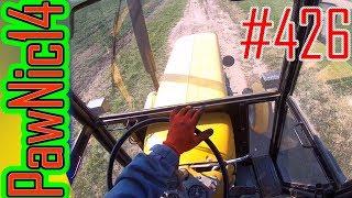 Rozsiewanie nawozu pod jęczmień jary - Życie zwyczajnego rolnika #426