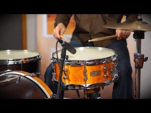 Kumu Original snare drums || Sami Kuoppamäki
