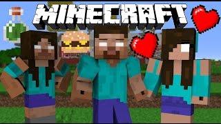 If Herobrine Had A Girlfriend - Minecraft Machinima