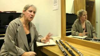 Cylindrical Vs Conical: Lisa Beznosiuk on Flutes, Mahler, Wagner and Liszt