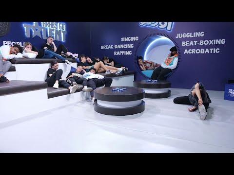 رقص وإبداع وأوقات ممتعة بين المواهب مع Oreo خلال فترة التمارين