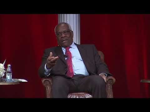 46th Annual School of Law Dinner (2019) - Featured Conversation ft. Justice Clarence Thomas