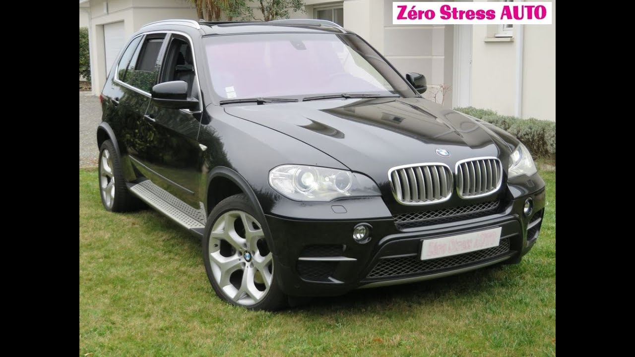 bmw x5 e70 lci 40d 306 exclusive pack sport 2011 top view m zerostressauto youtube. Black Bedroom Furniture Sets. Home Design Ideas