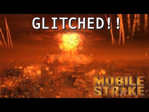 Mobile Strike - Glitched!!! - A big bag of F*ckery
