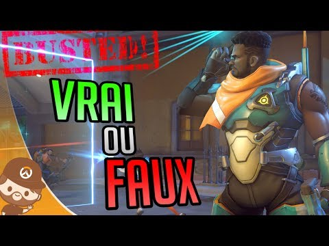 Mythbusters - One-shot Chopper ? Boost de son ult.. etc - BAPTISTE - Overwatch FR thumbnail