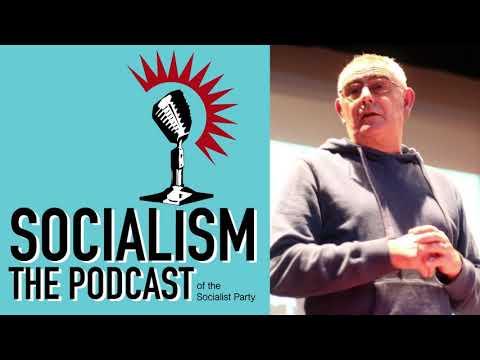 8 BONUS Tony Saunois at Socialism 2018