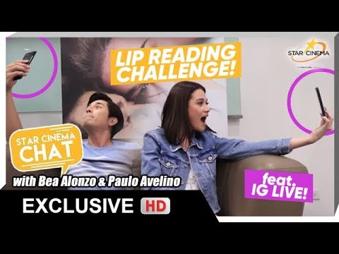 Paulo at Bea, sumabak sa 'Lip Reading' challenge!