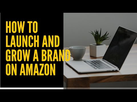 How Launch and Grow a Product Brand on Amazon w/ Kiri Masters