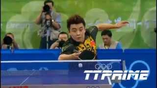 Table Tennis: Grandmasters