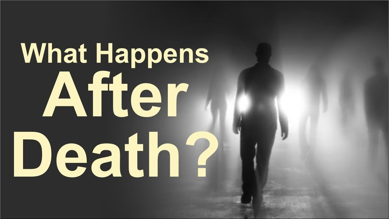 What happens after death ? - YouTube