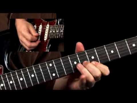 West Coast Blues Guitar Lessons - Uptown Stomp 6