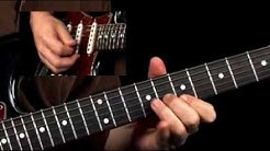 West Coast Blues Guitar Lessons - Uptown Stomp 6