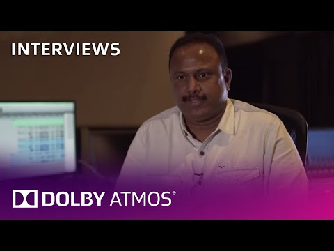 Kaatru Veliyidai - Behind The Mix | Interview | Dolby Atmos | Dolby