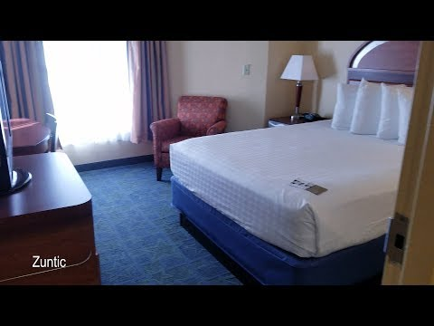 Disney's All-Star Music Resort family suite room and activities - 2018