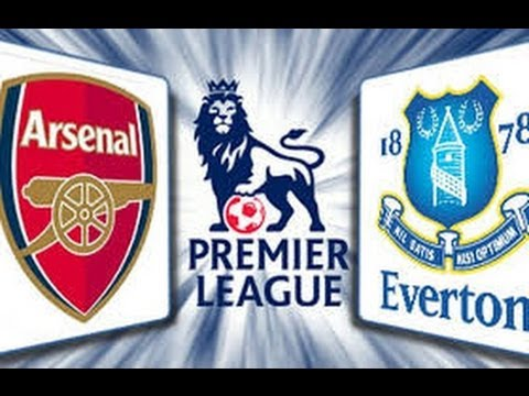 Arsenl vs Everton - 4-1 Highlights + All Goals 8/3/2014 HD 720p