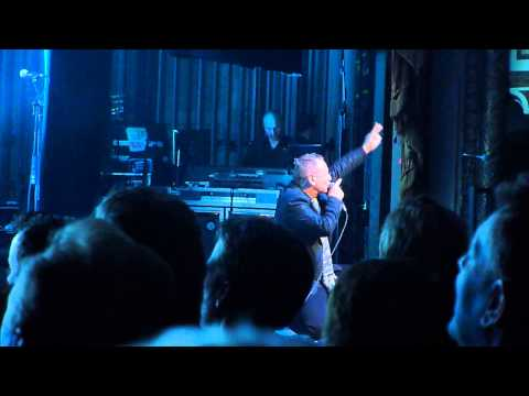 Simple Minds - Waterfront - Los Angeles 10/15/2013