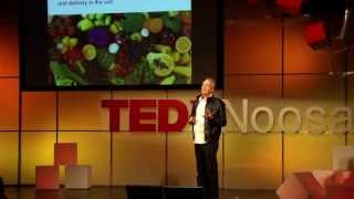 Humus - the essential ingredient: Graeme Sait at TEDxNoosa
