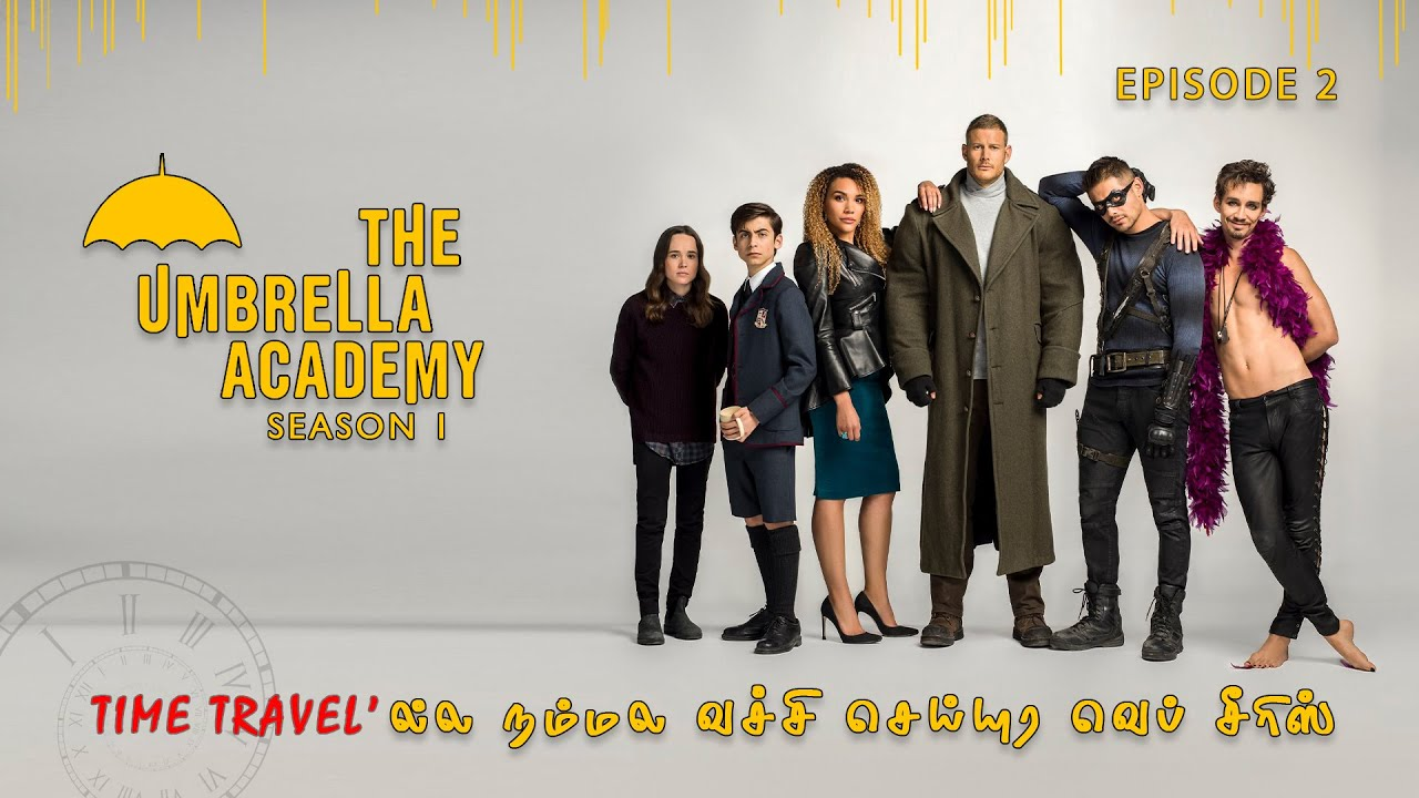 Download The Umbrella Academy | Season 1 | Episode 2 | Review in tamil