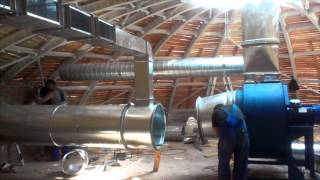видео Проектирование вентиляции, поставки и монтаж вентиляционного оборудования