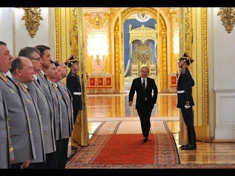 Владимир Путин на