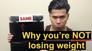 Why Am I Not Losing Weight With Exercise?? (The REAL Reason Why)