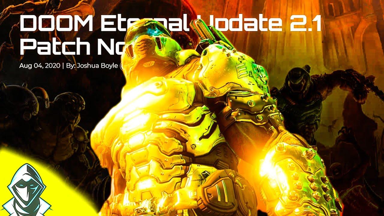 Doom Eternal - Quick Recap For Latest Doom Eternal Update thumbnail