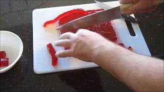 How To Make Sour Gummi Candy