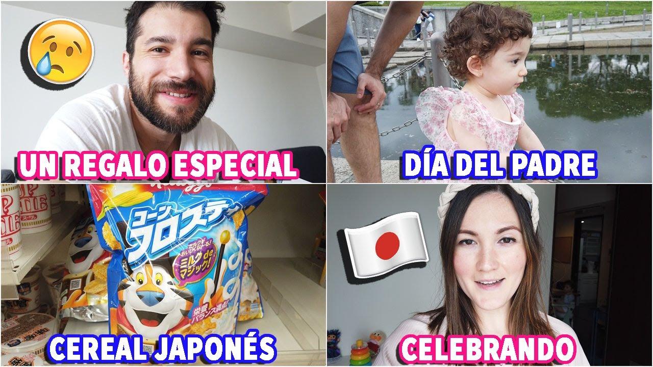 DÍA DEL PADRE EN JAPÓN + SU MEJOR REGALO + CELEBRANDO A SU MANERA