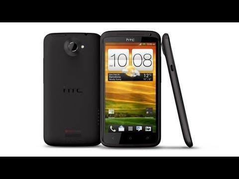 HTC One X - konstrukce
