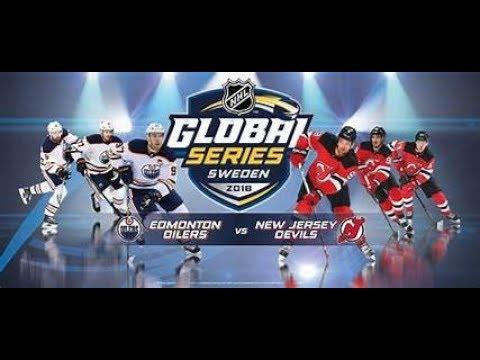 c533afff066 Edmonton Oilers vs New Jersey Devils (2-5) – Oct. 6, 2018   Game Highlights    NHL 2018