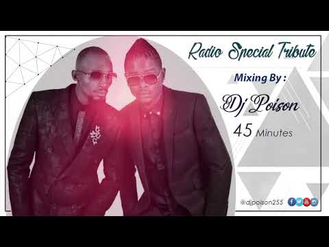 RADIO & WEASEL (Radio Special Tribute Mix) - Music Mixing by DJ Poison