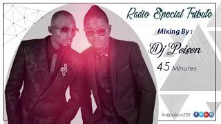 RADIOWEASEL Music Mixing by DJ Poison