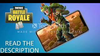 Fortnite mod apk - add v-bucks/aim/wh in mobile game