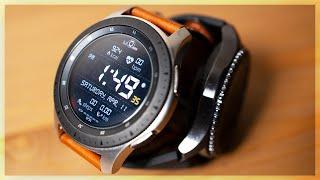 Samsung Galaxy Watch vs Gear S3