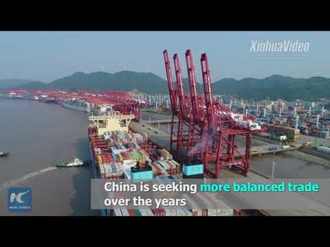 China seeks balanced trade