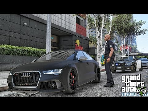 GTA 5 REAL LIFE MOD #675 - VALET PARKING & UBER(GTA 5 REAL LIFE MODS)