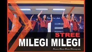Milegi Milegi   STREE   Xaviers Dance Studio Choreography   Dance Cover   2018