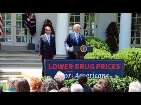 Trump's Pharma First Drug Plan